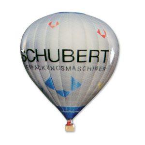 Ballonpins Offsetdruck Schubert