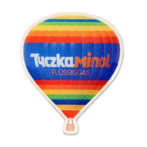 Ballonpins Offsetdruck Tyczka